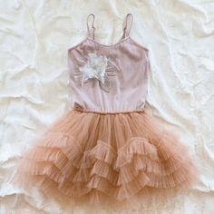 #ballerina inspired girls outfit