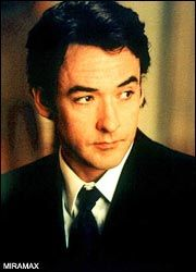 John Cusak. He's so wierd. and I think thats why i like him so much :D