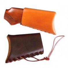 Tan And Brown Colored Butt Covers