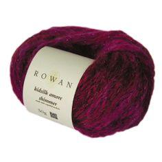 Rowan Kidsilk Amore Shimmer , Black Sheep Wools