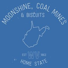 3 Things about West Virginia Canvas Print by Home State