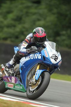 Alex Lowes #22. British Superbike.