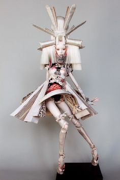 Ooak Dolls, Art Dolls, Popovy Sisters, Enchanted Doll, Marionette, Anime Dolls, Creepy Dolls, Doll Repaint, Statue