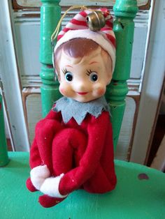 little happy elf  I LOVE THESE!!