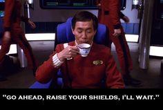 Famous People Drinking Tea