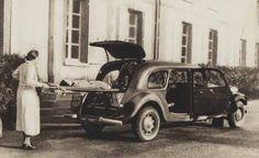 1938 citroen b11 ambulance