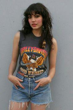 60794998 Vintage Harley Davidson Shirt, Harley Davidson Tank Tops, Harley Davidson  Motorcycles,