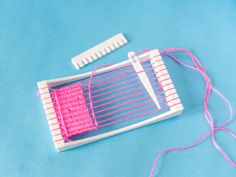 3D printable weaving...