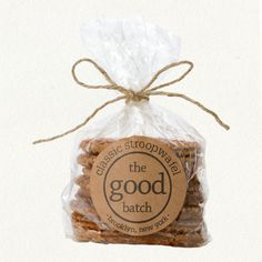 Stroopwafel from the good batch- the best!