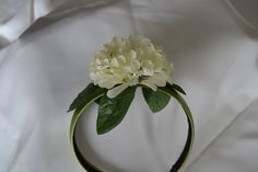 Adorable satin moss green headband with a beautiful white floral detail. Perfect for little girls on any occasion, especially parties, weddings, Spring Time, Little Girls, Special Occasion, Parties, Weddings, Detail, Trending Outfits, Unique Jewelry, Handmade Gifts