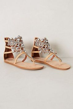 dress up any outfit with these adorable sandals