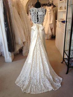 Monique Lhuillier at Fabulous Frocks Bridal
