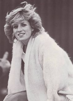 Diana, stunning photo of The Princess of Wales