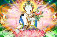 White Tara Mantra chanted by Khenpo Pema Chopel Rinpoche can bring upon practitioner long life and removes spiritual obstacle. Mantra, Buddha Buddhism, Tibetan Buddhism, Tibetan Art, Buddha Art, Buddhism Wallpaper, Spiritual Documentaries, Reiki, Tara Goddess