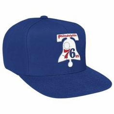 Mitchell & Ness NBA Solid Snapback - Men's - Philadelphia 76ers - Red