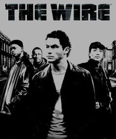 Idris Elba Wood Harris And Michael Kostroff In The Wire