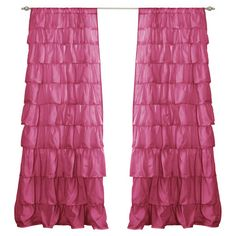 Bianca Curtain in Pink at Joss & Main
