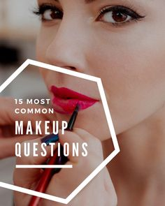 If you're wondering how to make lipstick last, how often to wash your brushes…