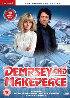 97fde084b Obálka knihy Dempsey and Makepeace: The Complete Series od Tony Wharmby;Baz  Taylor;