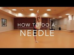 Needle stretching video/beginners and advanced - YouTube