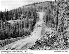 Alcan Highway - 1942