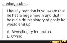 true true ryden panic! at the disco brendon urie ryan ross