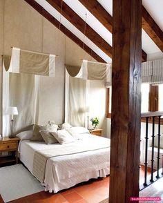 Outstanding Loft Bedroom Design With Different Theme Decor - http://www.bedroomdesignz.com/bedroom-decorating-ideas/outstanding-loft-bedroom-design-with-different-theme-decor.html