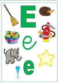ALGOPEKES: Carteles de las vocales Preschool Writing, Preschool Songs, Preschool Activities, Learning Letters, Alphabet Activities, Letter Y Crafts, Alphabet Sounds, Printable Preschool Worksheets, E Craft