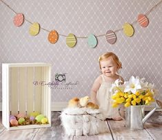 Easter backdrop