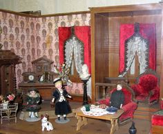 Toy Museum in Prague.
