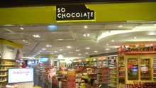 SO CHOCOLATE at Terminal 1 และ  3 http://www.changiairport.com/shopping-and-dining/shopping/so-chocolate