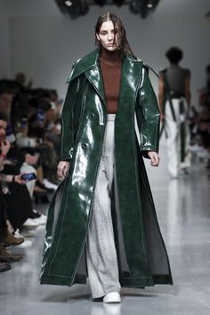 Ximon Lee, a graduate of Parsons who won the H&M Design Award in 2015, may have been sponsored byGQ– but his sensual brocades, leather halters, and pearl-dappled sheer layers,...