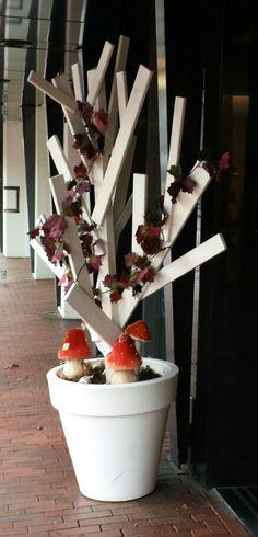 Herfstboompje