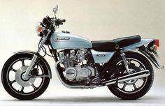 1978 Kawasaki Z650 C2 (Source: Kawasaki)