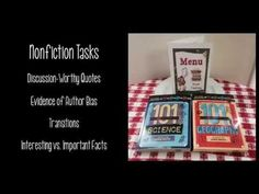 Book Tasting Instructional Video: How to Host a Book Tasting Event Elementary Library, Elementary Teacher, Upper Elementary, Book Tasting, Critical Thinking Activities, School Librarian, Struggling Readers, Reading Workshop, High School Students