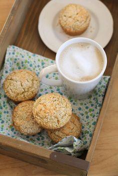 Triple Threat Coconut Muffins (gluten free!)