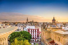 ¿Aún no tienes planes para este fin de semana? Visita #Sevilla y disfruta de maravillosas vistas como estas.  Do you have plans this weekend? Visit #Seville and enjoy its unbelievable views.