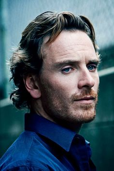 """Michael Fassbender - this my Jonathan Drazen, without competition. (From the """"Songs of Submission"""" series by CD Reiss)"""
