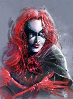#dccomics #katekane #batwoman
