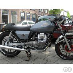 Moto Guzzi V50 1983