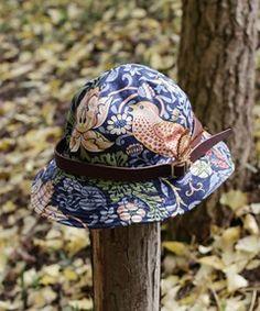 ハチガハナの【ハチガハナ】 william morris wild glass hat (ウィリアム モリス ワイルドグラスハット)(ハット)です。こちらの商品はZOZOTOWNにて通販購入可能です。