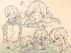 Anime Drawings Sketches, Cool Sketches, Anime Sketch, Cute Drawings, Anime Character Drawing, Character Art, Cute Anime Boy, Anime Art Girl, Anime Couples Manga