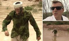 James O'Keefe crosses US-Mexico border -- dressed as Osama bin Laden!  Our border security is spotty at best. I agree that our immigration policies regarding Central America need to be liberalized, but only after the border is secure.
