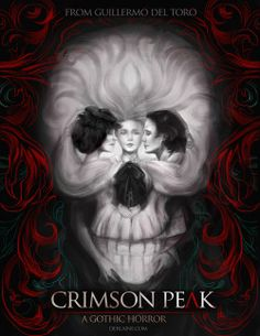 things are alive | Crimson Peak in theaters 10.16.15