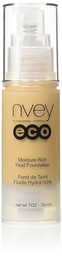 (516) Nvey Eco Moisture Rich Fluid Foundation >>> Check this awesome product by going to the link at the image.