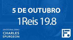5 de outubro – Devocional Diário CHARLES SPURGEON #279