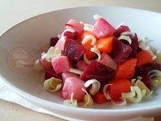 Ροσόλι, Φινλανδική Χριστουγεννιάτικη Σαλάτα! (Rosoli, Finland Christmas Salad!)
