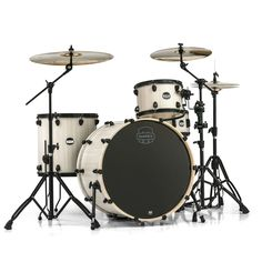 """MA446SB-AW (Bonewood Finish) - 24""""X16"""", 12""""X08"""", 16""""X16"""", 14""""X6.5"""" - 6 PLY BIRCH The Mars Series Shell Pack offers 100% Birch, shallow depth shells with the new SONIClear(TM) bearing edge, producing a"""