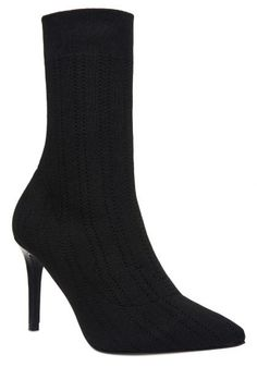 e60641d3a Ankle Boot Sock Knit Corello - A ankle boot sock knit e uma das apostas da