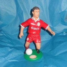 Robbie Fowler Vivid Imaginations Football Figure Sport Memorabilia Liverpool FC And England Footballer Soccer 1996 Model Realistic Detail